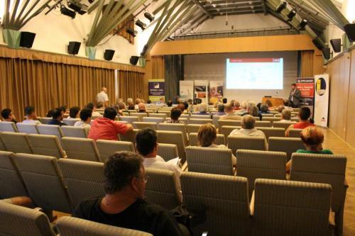 Öko-logikus Építészet 2018 konferencia Soltvadkerten