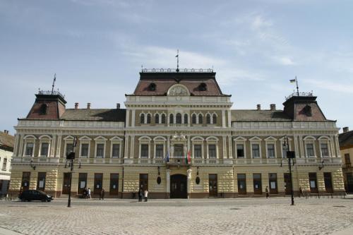 Kihelyezett elnökségi ülés és kiállítás Baján
