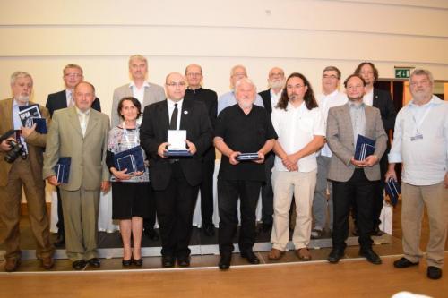 Podmaniczky-díjat kapott Vas Tibor