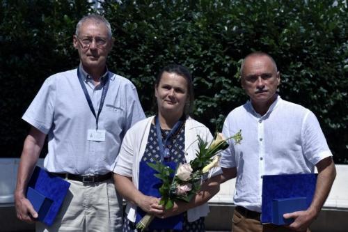 Év főépítésze díjat kapott Öveges László