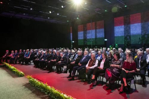 Állami kitüntetésben részesült Farkas Gábor DLA építész