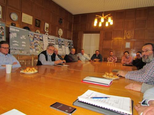 Kihelyezett elnökségi ülés és kiállítás Kiskunfélegyházán