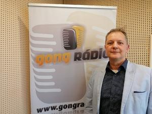 Interjú Katkics Tamással a Gong Rádióban