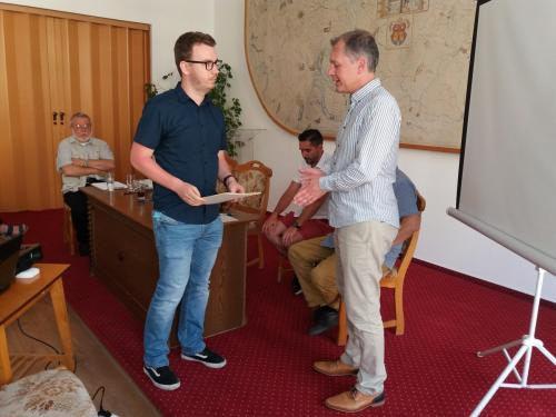 Kalocsán járt az Elnökség