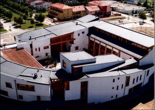 Turi Attila építészete