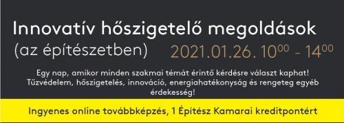 KINGSPAN online előadás